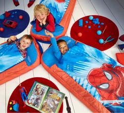 ReadyBed; Kids inflatable mattress; Kids sleeping bag; airbed and sleeping bag; kids airbed