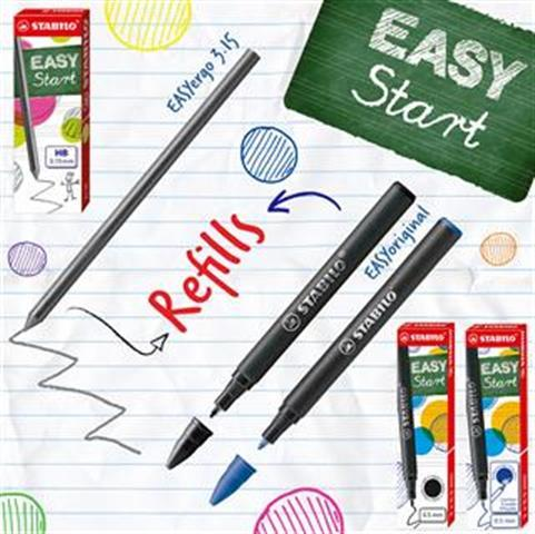 ... Handwriting Pen for Right Handed - Blue: Amazon.co.uk: Office Products