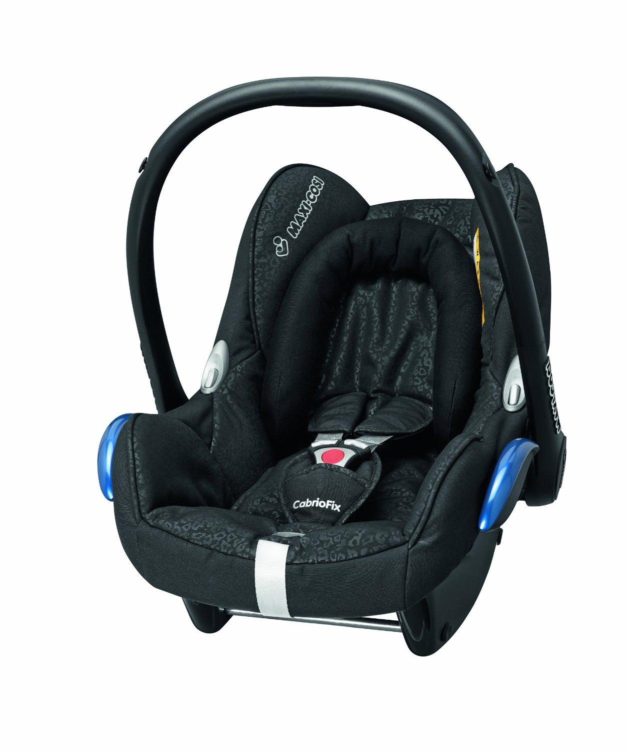maxi cosi cabriofix car seat modern black. Black Bedroom Furniture Sets. Home Design Ideas