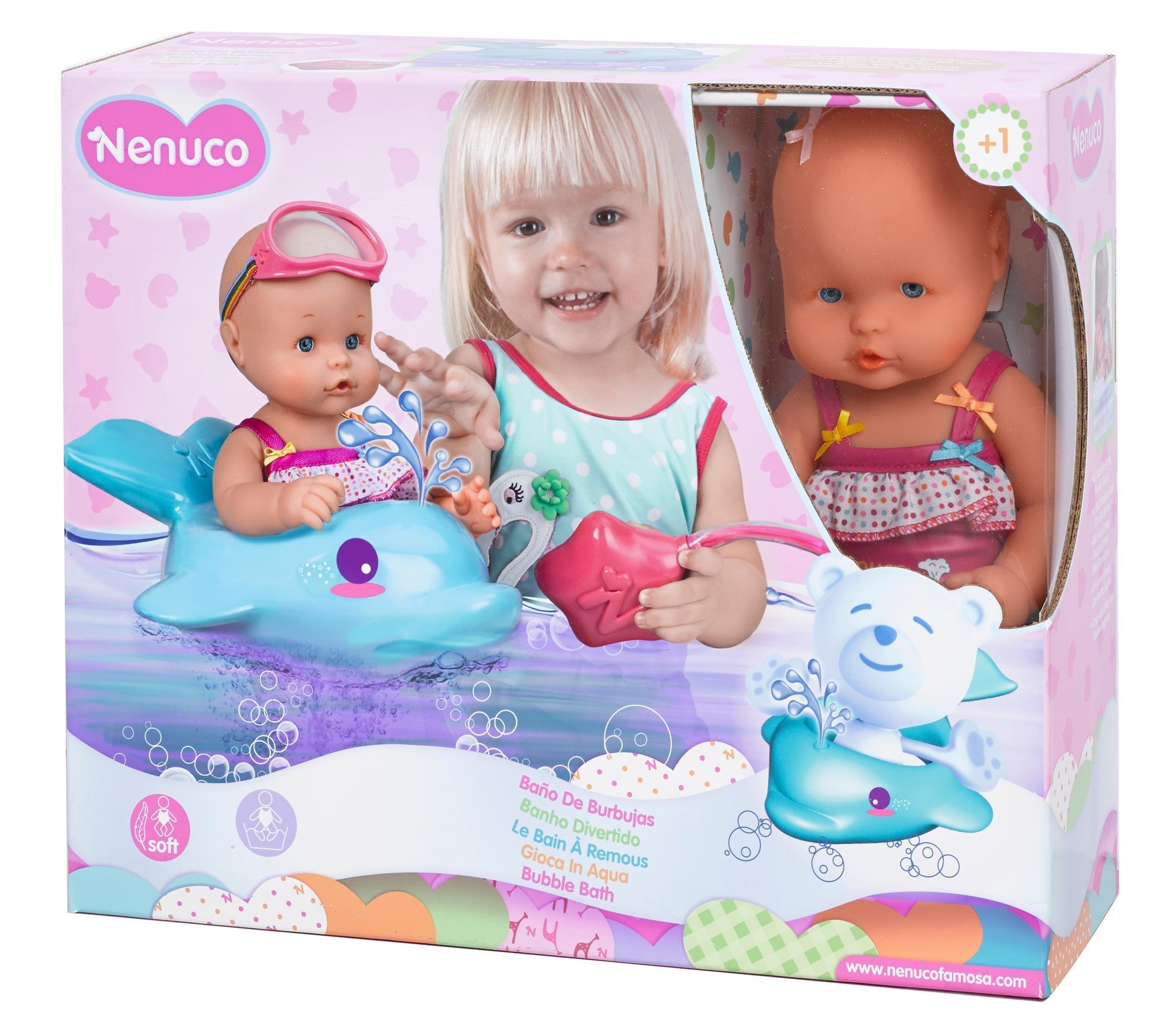 Nenuco Bubble Bath: Amazon.co.uk: Toys & Games