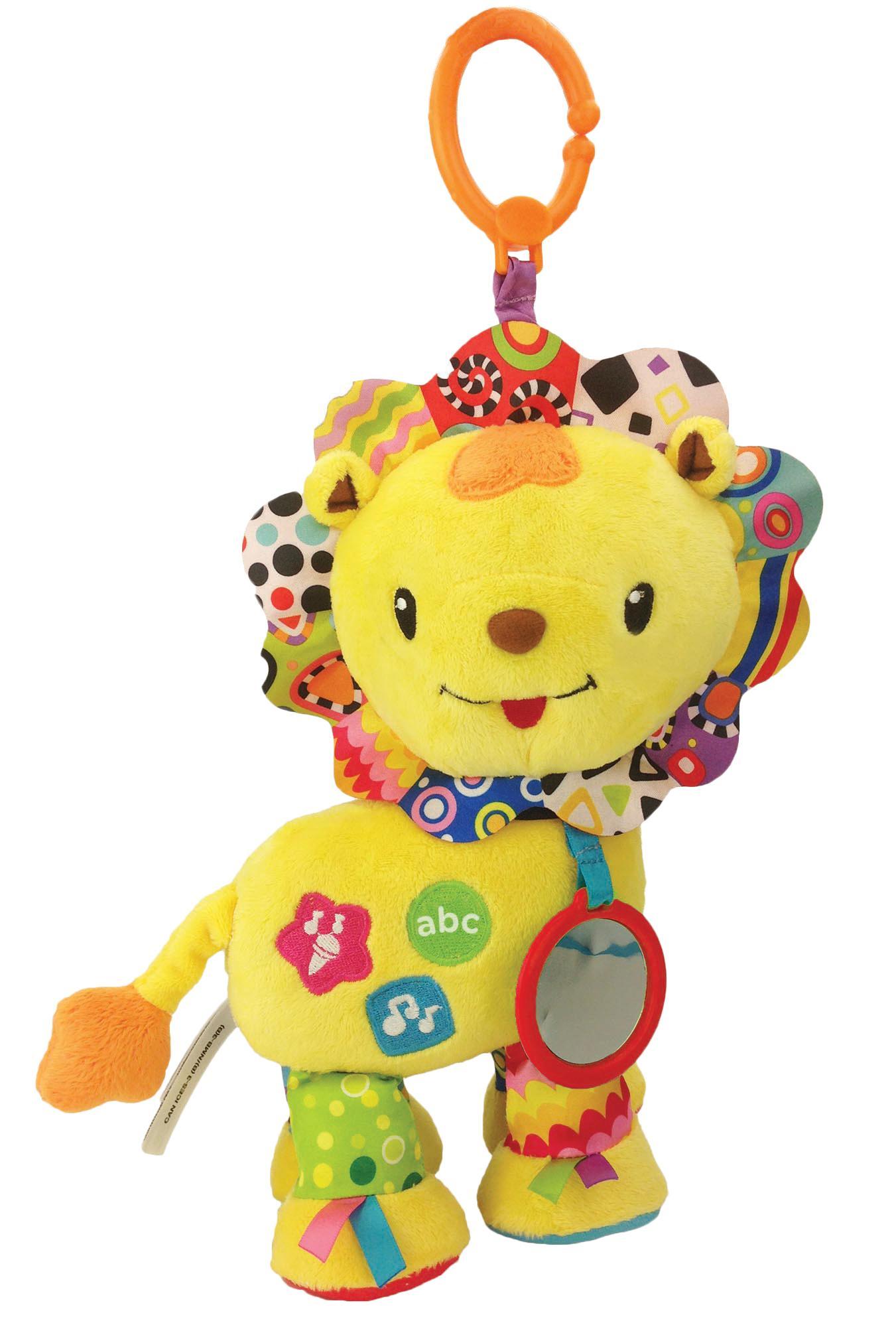 Vtech Baby My 1st Activity Lion Toy Amazon Co Uk Toys