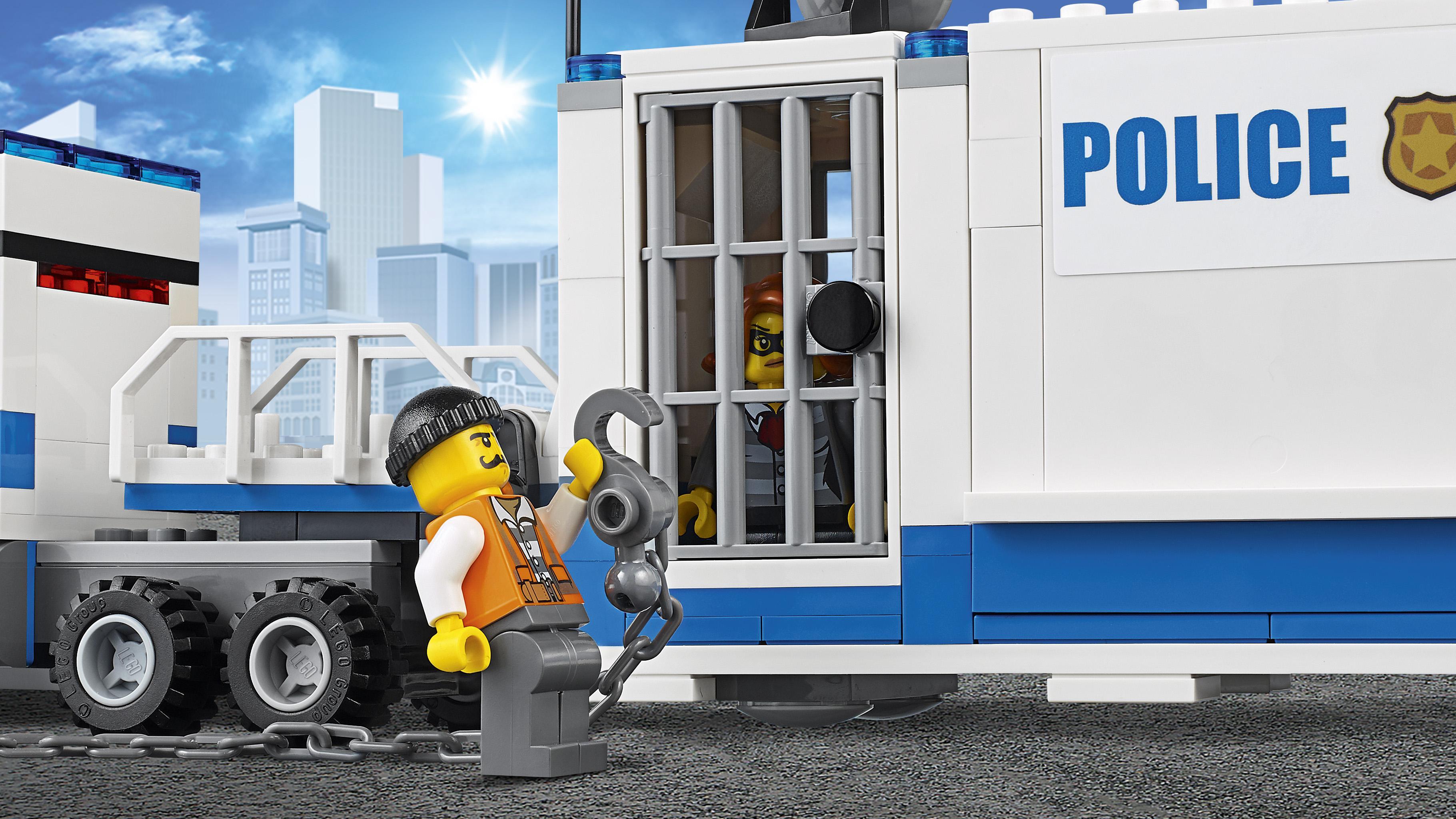 Lego 60139 Quot Mobile Command Center Quot Building Toy Lego