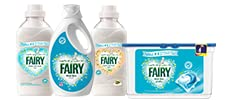 fairy non bio powder conditioner pods liquid