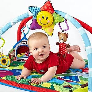 Baby Einstein Caterpillar And Friends Play Gym Amazon Co