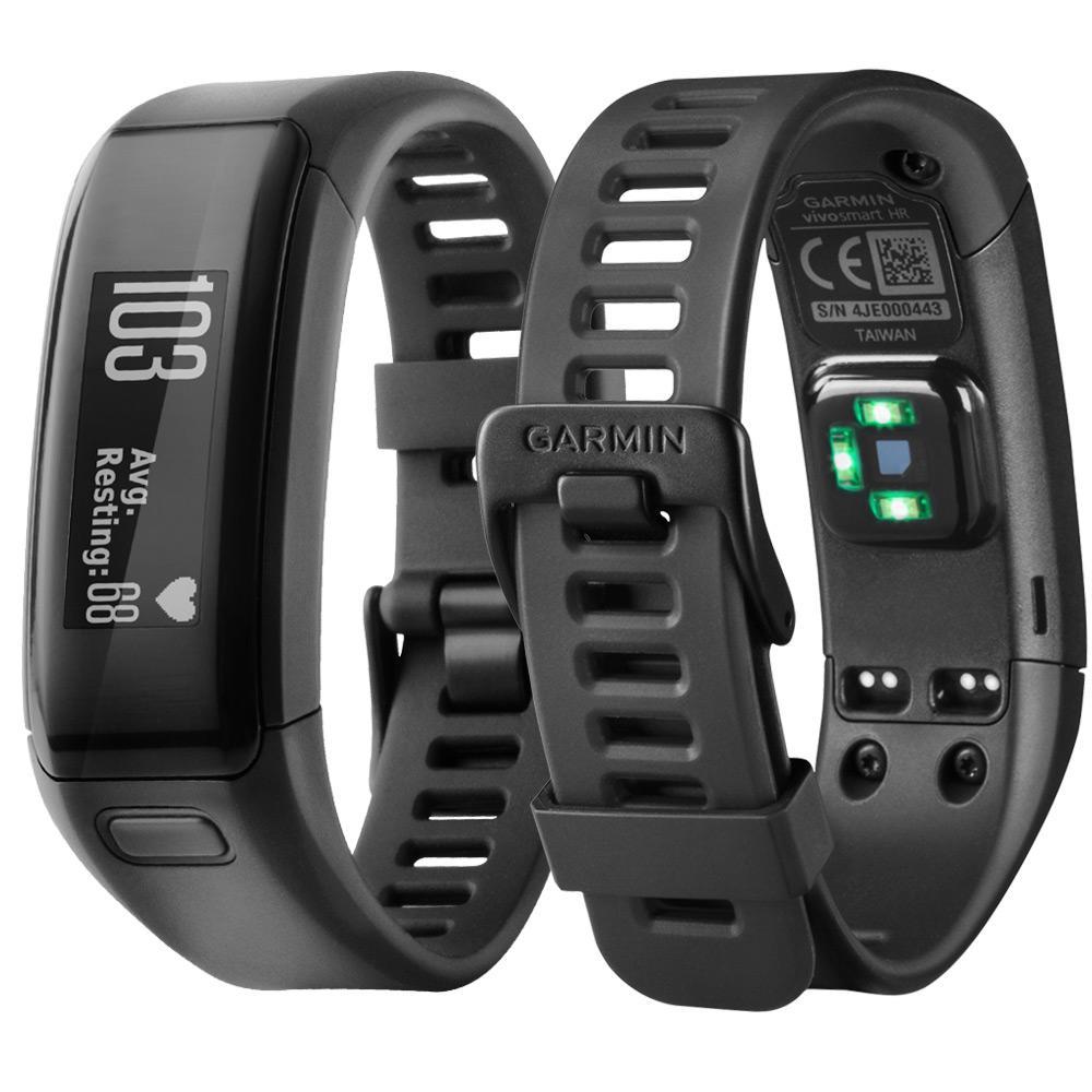 Garmin Vivosmart HR Activity Tracker Bluetooth Heart Rate