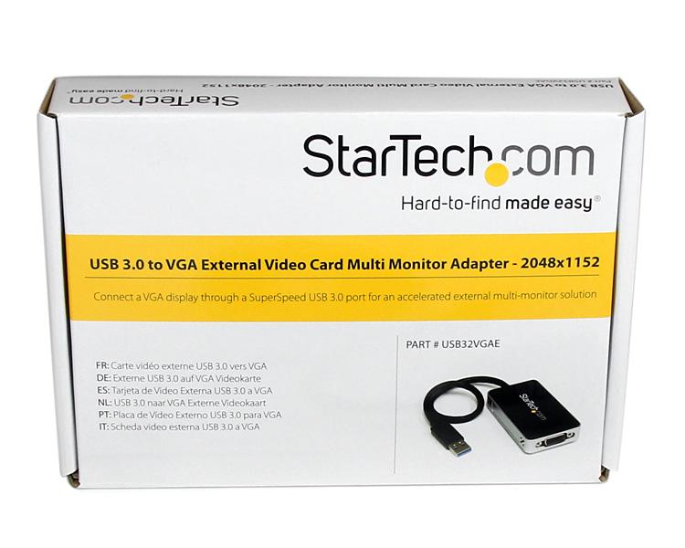 how to connect monitor through usb