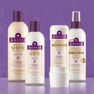 aussie miracle shine shampoo conditioner
