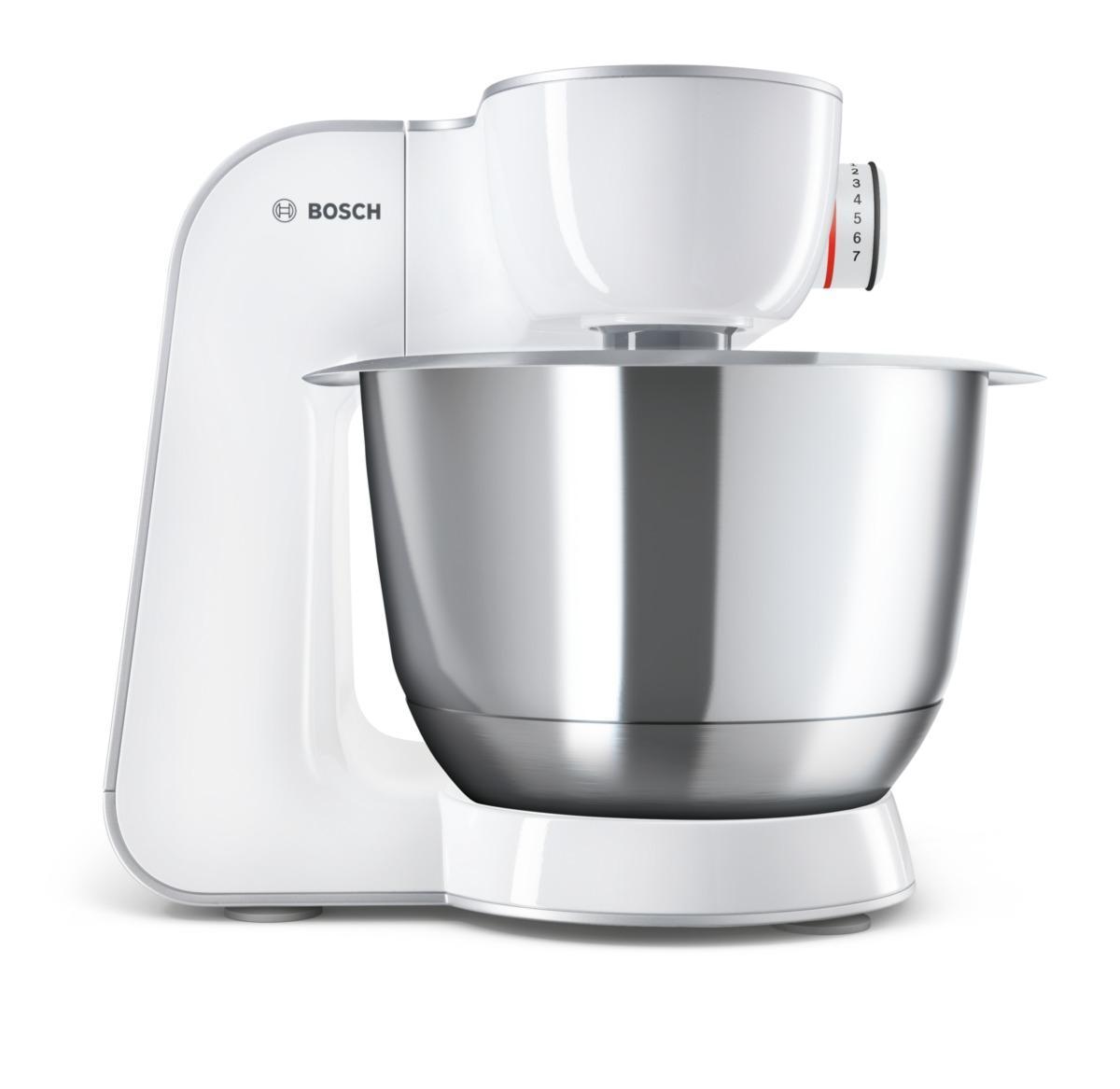 Bosch Mum58200gb Kitchen Machine 1 Kg 1000 W Silver Kitchen Home