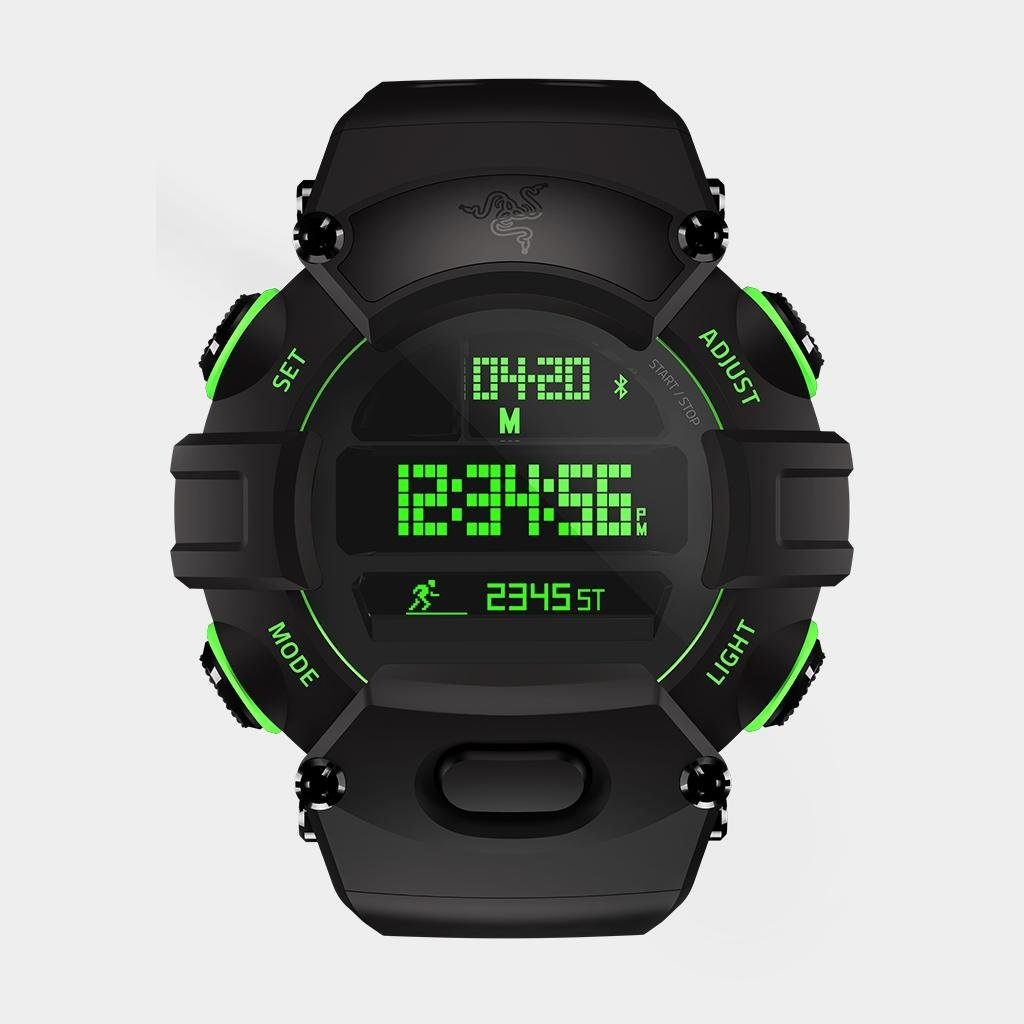 Razer Nabu Wrist Wear Smart Watch: Amazon.co.uk: Computers ...