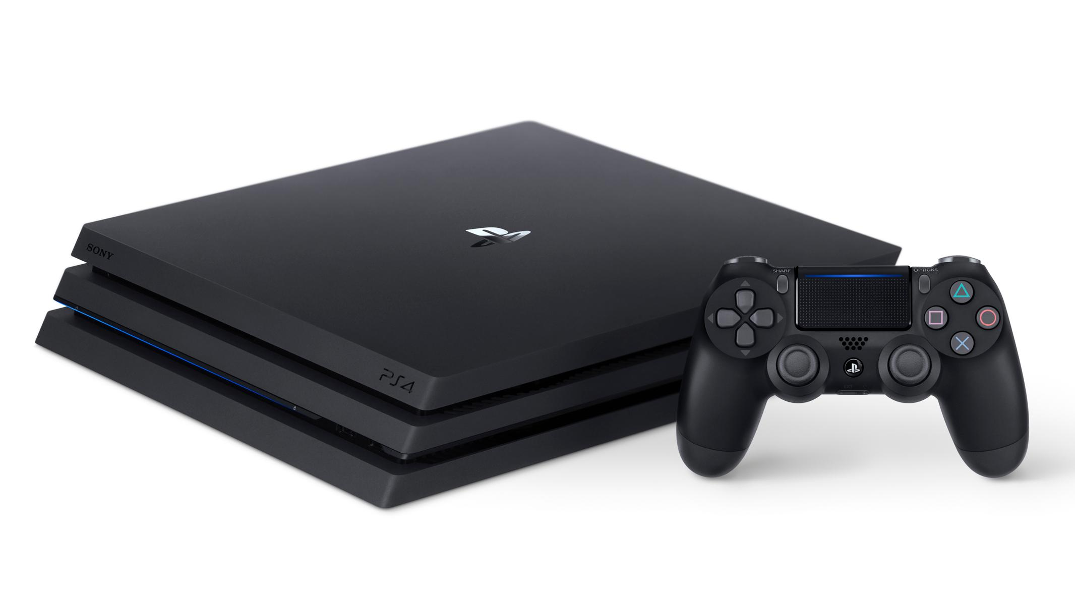 Sony PlayStation 4 Pro 1 TB, Black: Amazon.co.uk: PC