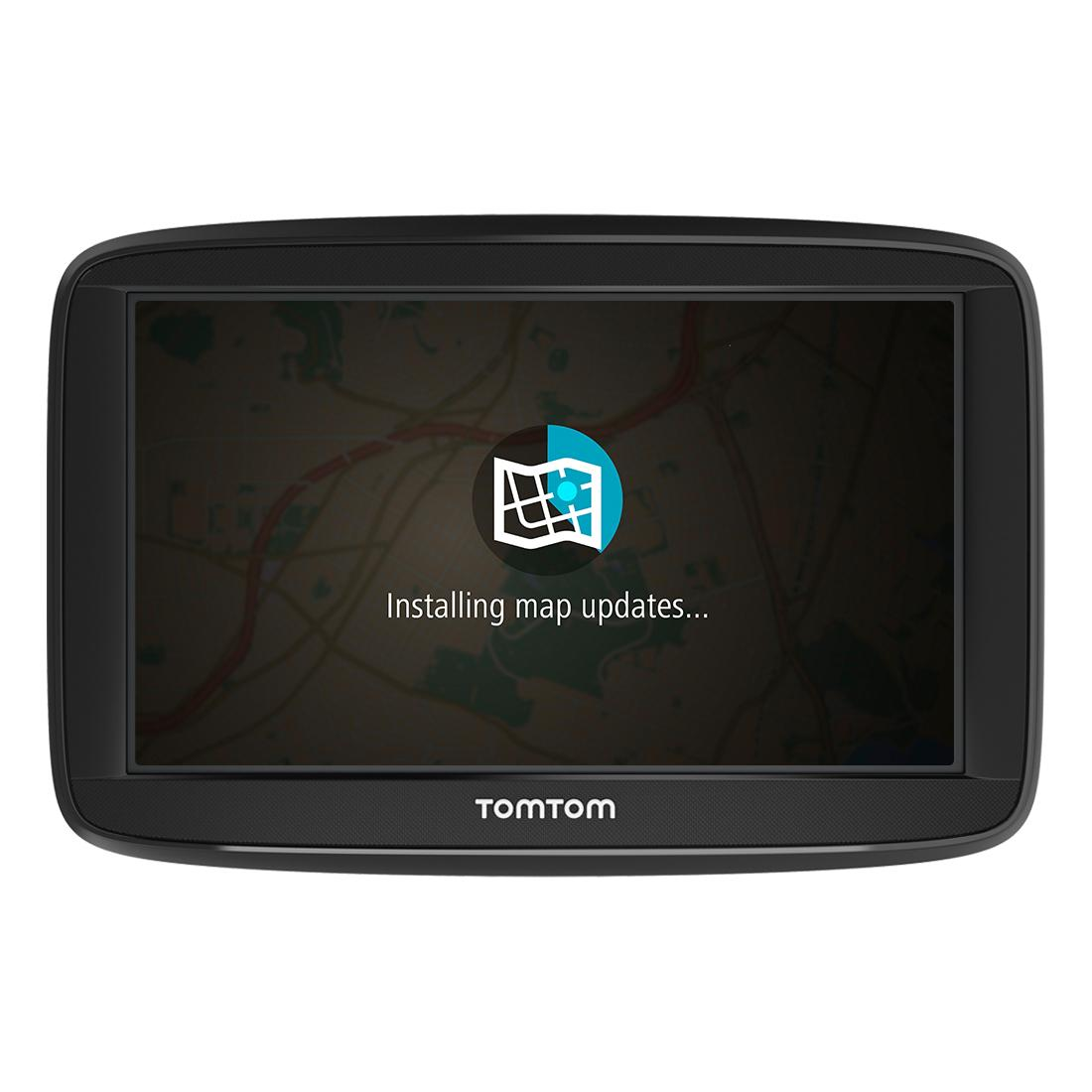 tomtom start 42 4 inch sat nav with european lifetime maps. Black Bedroom Furniture Sets. Home Design Ideas