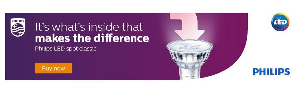 Lighting;Lamps;Light Bulbs;Lamp;LED Bulb;LED Bulbs;GU10 LED;LED;