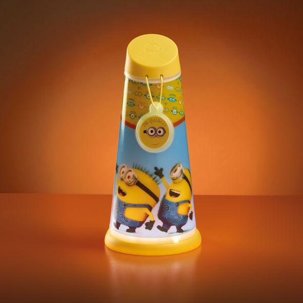 GoGlow Minions Despicable Me Tilt Torch and Night Light ...