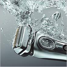 Braun 9290cc Series 9 Electric Foil Shaver Charger and Rechargeable Cordless Razor for Men