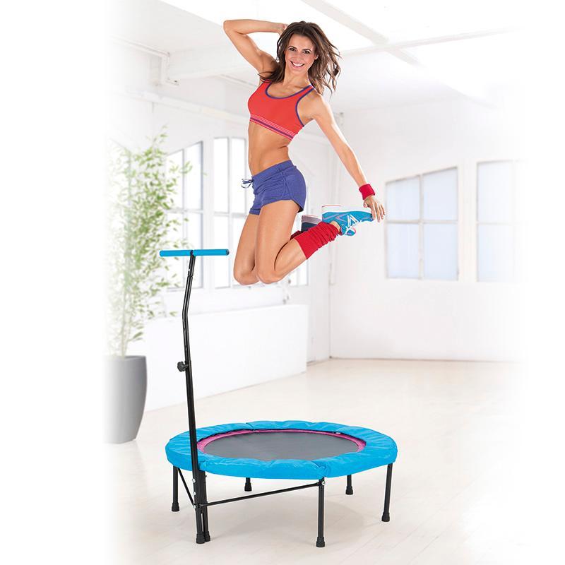 vitalmaxx 08114 fitness trampoline powermaxx junping. Black Bedroom Furniture Sets. Home Design Ideas