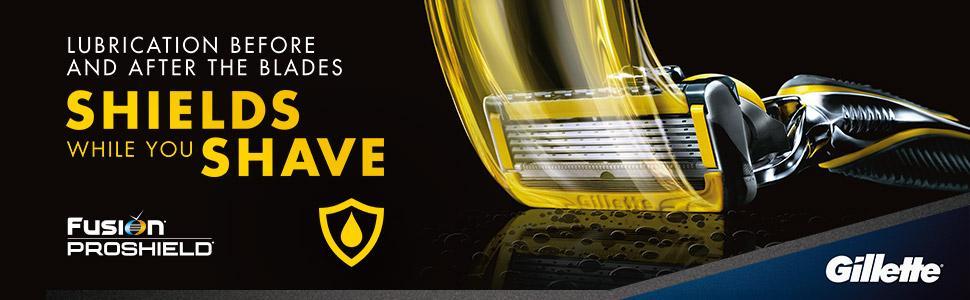 Gillette Proshield razor