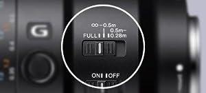 Sony, SEL90M28G, 90MM, F2.8 G, OSS Macro Lens, Camera, Camera Accessory, Camera Accessories