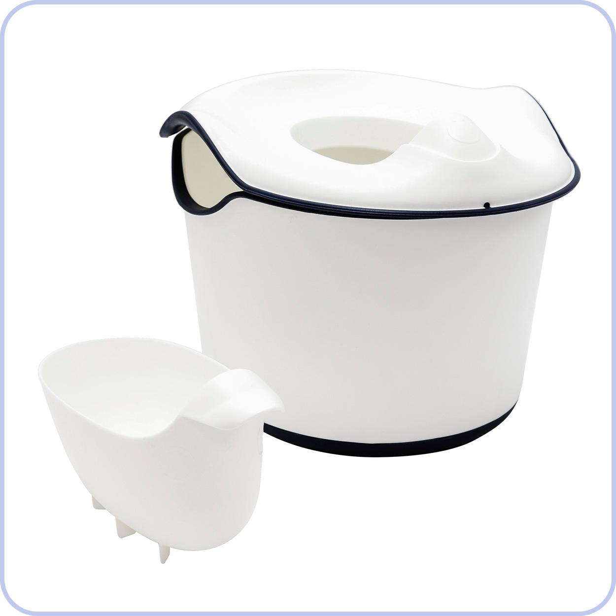 Ubbi 3 In 1 Potty Toilet Trainer And Step Stool Great