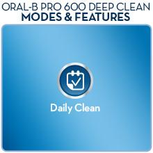 Oral-B Pro 600 Floss Action electric toothbrush