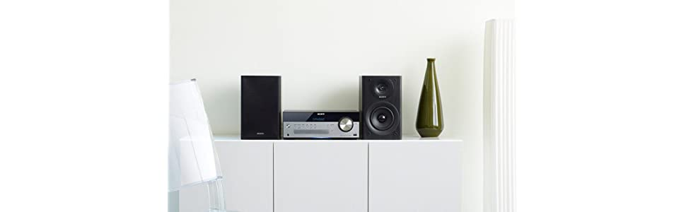 bluetooth stereo, compact stereo system, streaming, music streaming,
