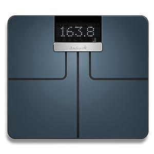 Garmin;Index;smart;scale;black