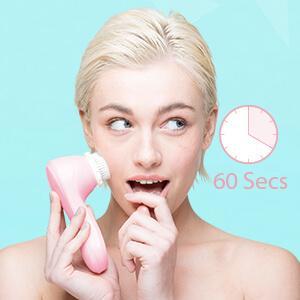 cleanser;moisturiser;exfoliator;face scrub;scrubber;skin exfoliator;skin brush;face brush;serum