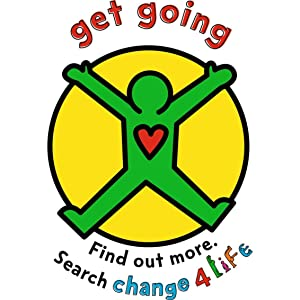 change 4 life; active games; games for children
