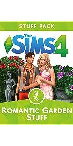 Romantic Garden Stuff, Sims 4