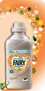 Fairy Original Fabric Conditioner, 1.1 L, 44 Washes ...