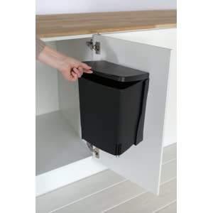 Ideal For Use In Wet Rooms Such As The Kitchen Or Bathroom And Designed With Flexibility And Practicality The Brabantia Built In Bin Has A 10 L Capacity