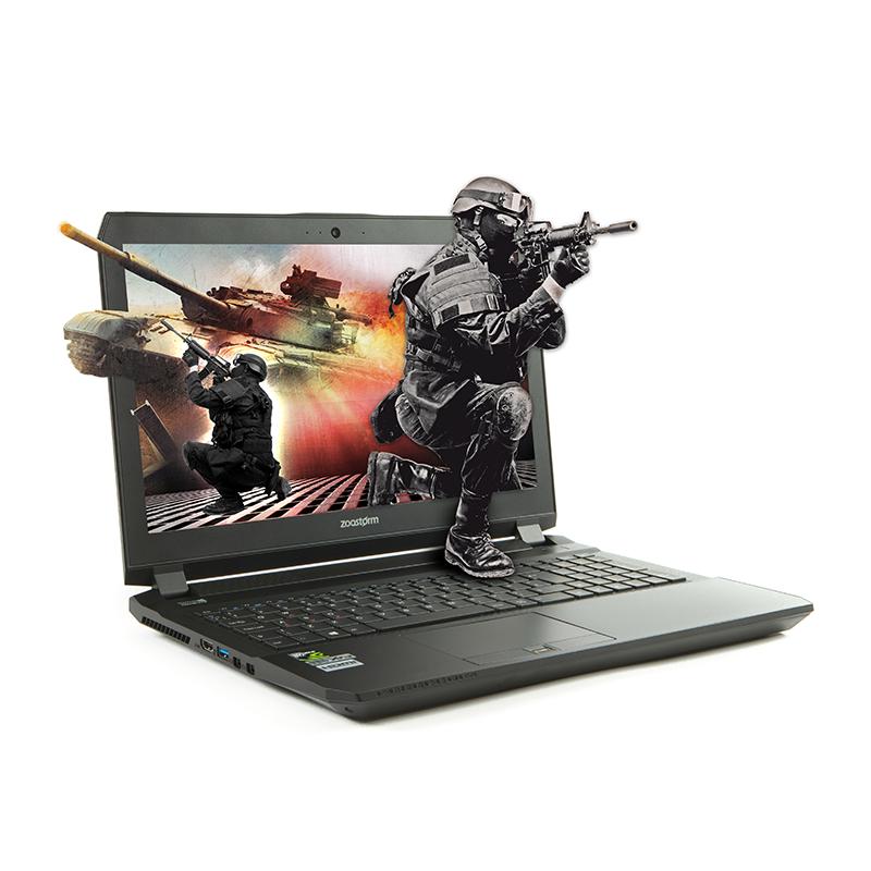 Zoostorm 7270 9057 Gt7 15 6 Inch Gaming Laptop Black