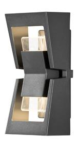 Potenza, Wall Light, Up Down Light, Garden, Outdoor Light, Outside Light, Pathway, Porch, Entrance,