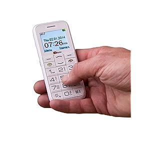 TTfone Saturn Senior Phone