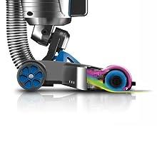 Vax U86 Al B Air Cordless Duo Vacuum Cleaner 1 L Silver
