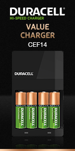Duracell Charger CEF14