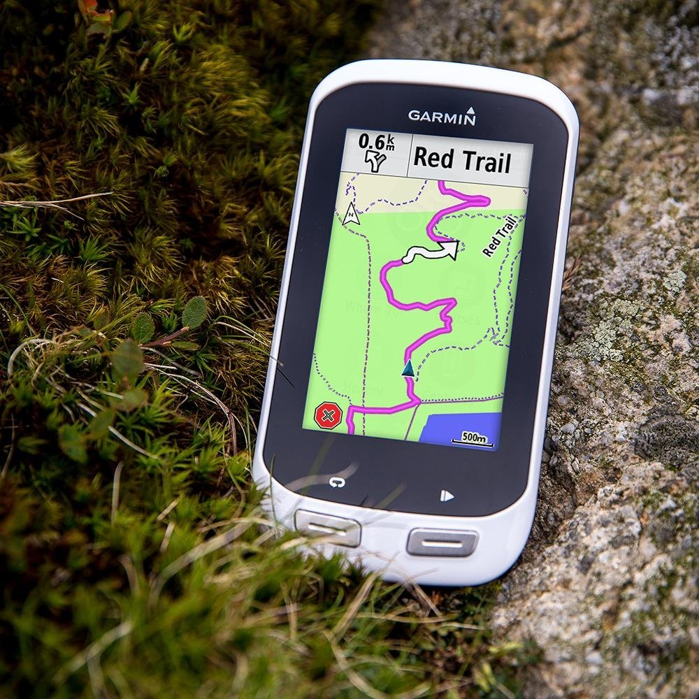 how to plan a route on garmin