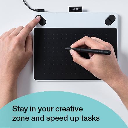 how to set up wacom tablet photoshop mac