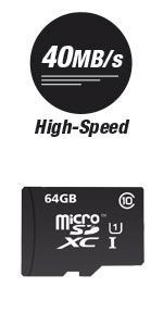 micro SD; GoPro; Go Pro; Action Cam; SD; memory card