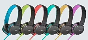 sONY, mdr-zx660ap, LIGHTWEIGHT headphones, smartphone control
