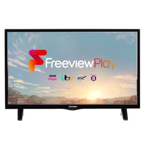 Telefunken 32 inch Smart 720P HD Ready LED TV with Freeview Play (Supports  On Demand Catch up TV) (Amazon Exclusive)