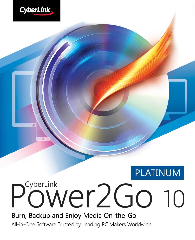 CyberLink Power2Go Platinum 11.0.2330.0 [ES] file-up
