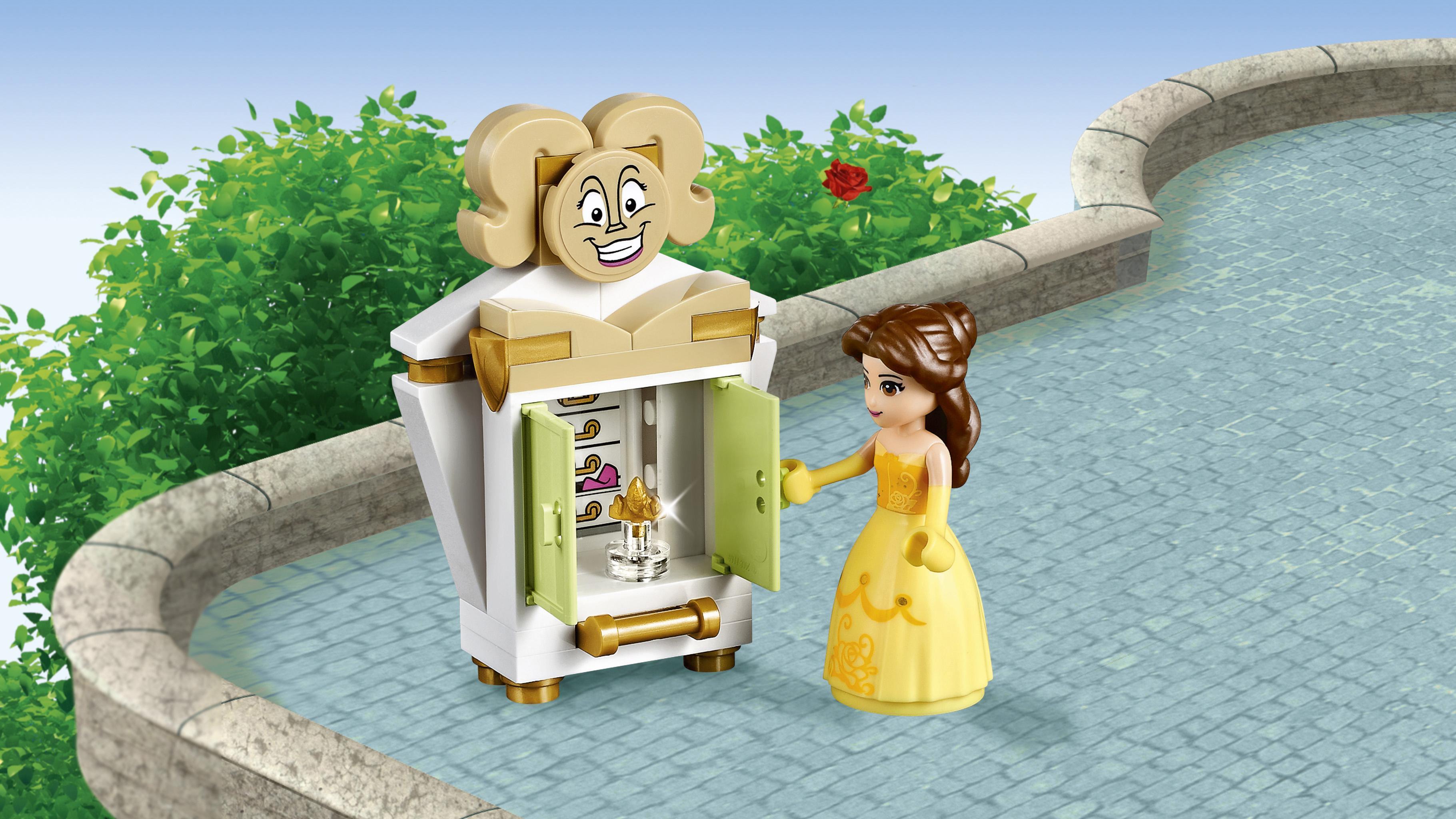 Sale lego 41067 disney princess belle 39 s enchanted castle - Plus belle construction lego ...