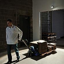 mr beams ultrabright spotlight, battery powered led spotlight, outdoor spotlight