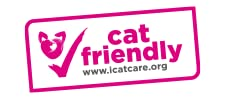 International Cat Care - Cat Friendly Award