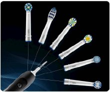 Compatible replacement toothbrush heads