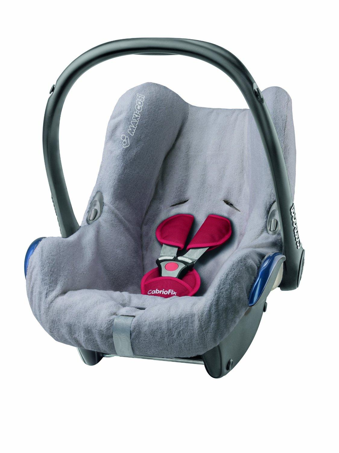 Maxi Cosi Car Seat Winter Cover Velcromag