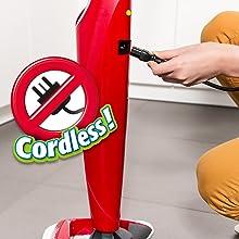 Cordless Vileda 100 Hot Spray Mop