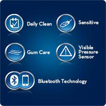 Oral-B Smart Series 4000 Cross Action Electric Toothbrush