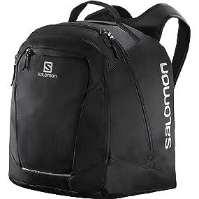 SALOMON Original Gear Backpack Shoe Bag, 40 cm, Black