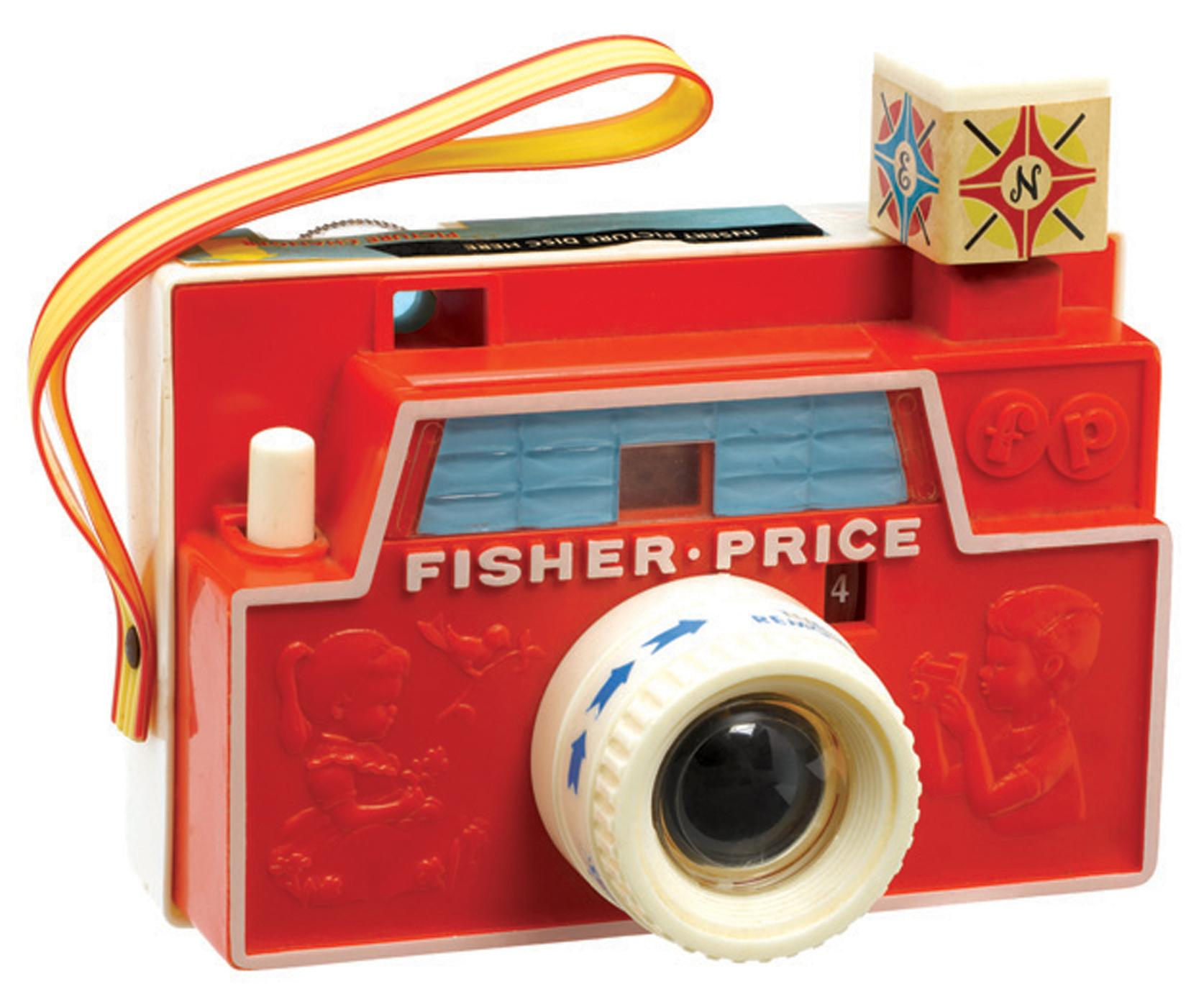 Fisher Price Classics Picture Disk Camera: Amazon.co.uk: Toys & Games